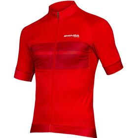 Endura FS260-Pro Koszulka kolarska z krótkim rękawem Mężczyźni, rustred
